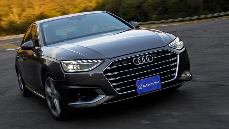 Manejamos el Audi A4 2021