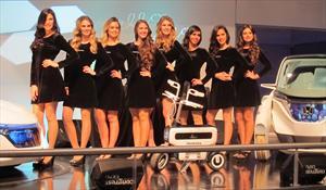 Las chicas más lindas del Salón de BA 2013
