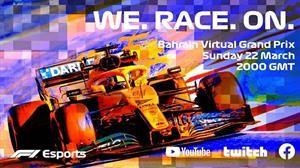 La F1 se vuelve virtual para reemplazar las carreras pospuestas por el Coronavirus