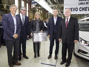 El complejo industrial de GM en Argentina llega a la TV