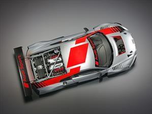 Audi R8 LMS GT3, anticipando el nuevo R8
