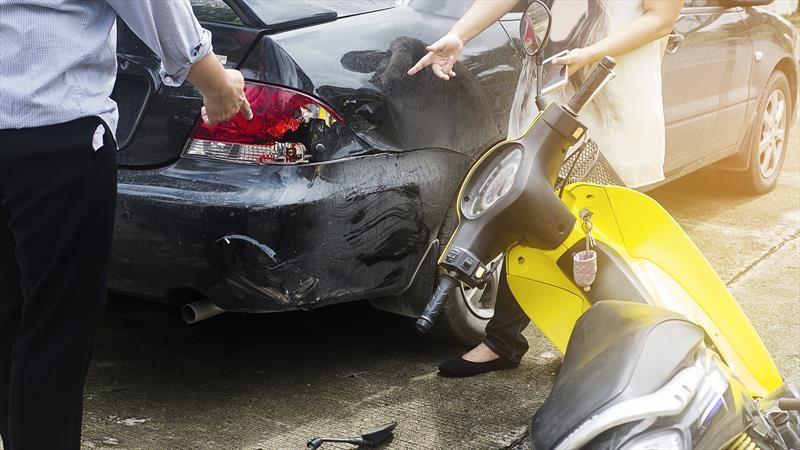 ¿Bajan los accidentes de moto durante la cuarentena en Argentina?