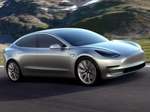 Tesla Model 3 2017, con un precio inicial 35 mil dólares y 350 km de autonomía