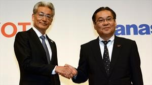 Toyota y Panasonic se unen para crear ciudades inteligentes