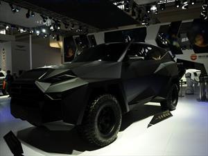 IAT Kalman, un monstruoso SUV de $2 millones de dólares