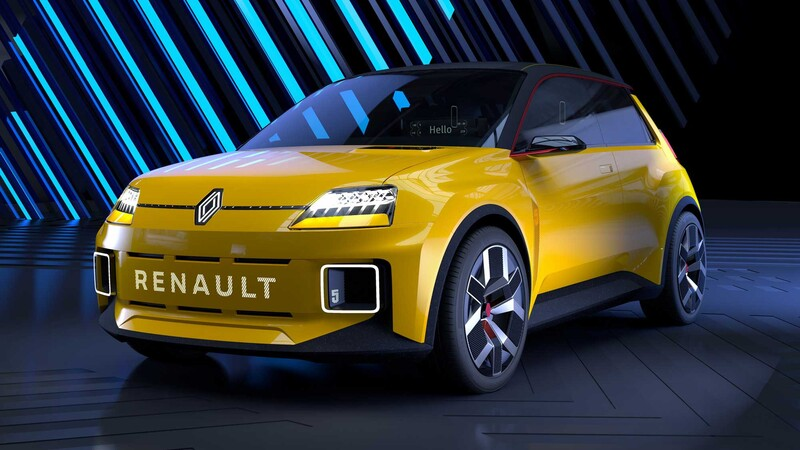 Vuelve el Renault 5 y ahora es eléctrico