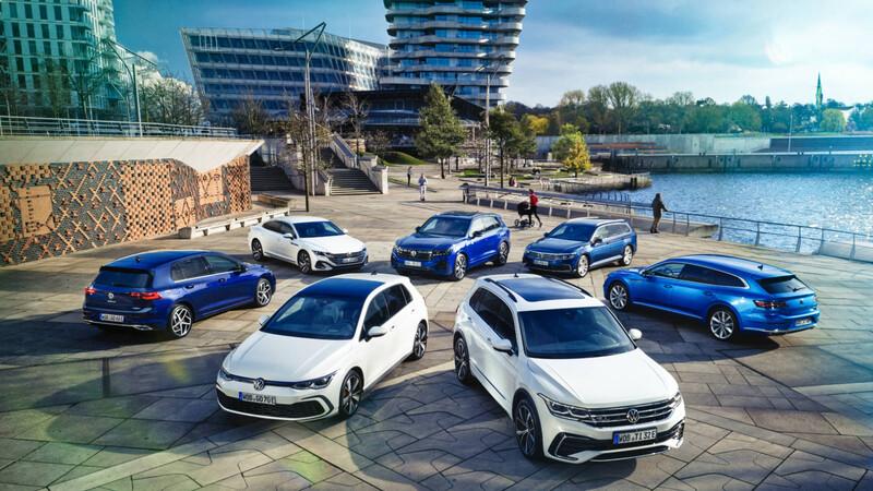 Volkswagen tiene en total 9 modelos plug-in hybrid disponibles