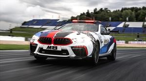 BMW M8 Competition se convierte en Safety Car del MotoGP