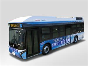 Toyota e Hino ya están probando colectivos a hidrógeno