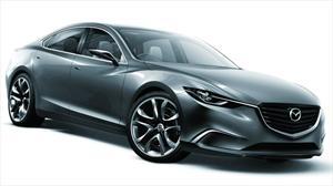 Mazda Takeri Concept: ¿El nuevo Mazda6?.
