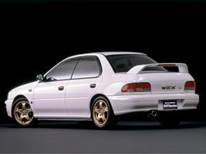30 años de STI, la filial deportiva de Subaru