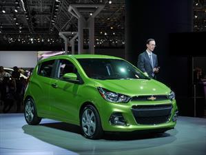Chevrolet Spark 2016, seguridad como premisa