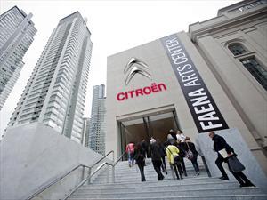Citroën Argentina renueva su apoyo al Faena Arts Center