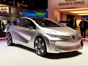 Renault EOLAB, el futuro del rombo