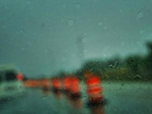 Las lluvias están de regreso