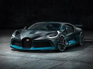 Bugatti Divo, el precio de una ficha técnica exclusiva