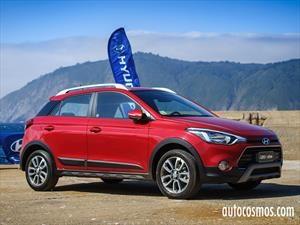 Hyundai i20 Active 2017 desembarca en Chile por $10.790.000