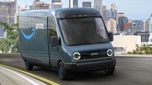 Rivian fabricará 100.000 vans eléctricas para Amazon
