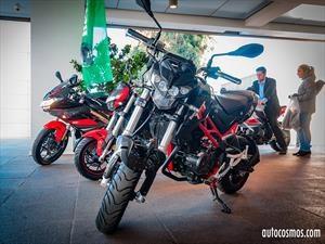 Benelli apunta a la diversión con las nuevas TNT 135 y 302 R en Chile