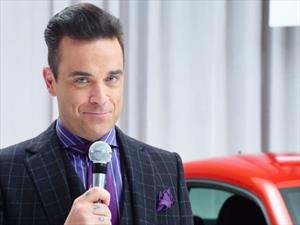 Robbie Williams es el nuevo director de mercadotecnia de Volkswagen