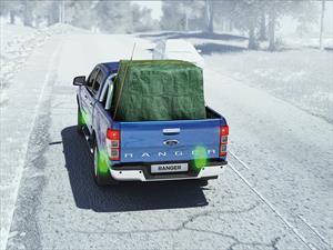 La Ford Ranger estrena equipamiento de seguridad.