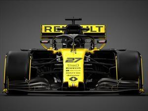 F1: Renault R.S.19, monoplaza para Hülkenberg y Ricciardo