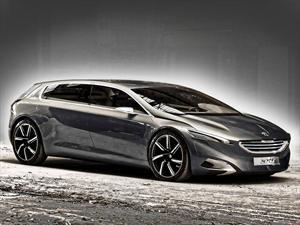 Peugeot trae a la Argentina el HX1 Concept