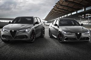 Alfa Romeo recuerda sus récords con versiones Nürburgring Edition