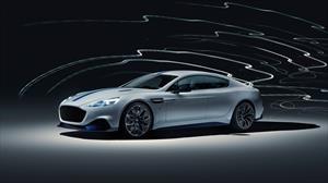 Aston Martin Rapide E, un eléctrico sedán