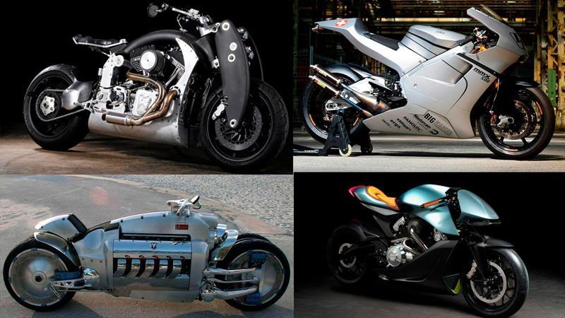 Top 10: Las motos más exclusivas