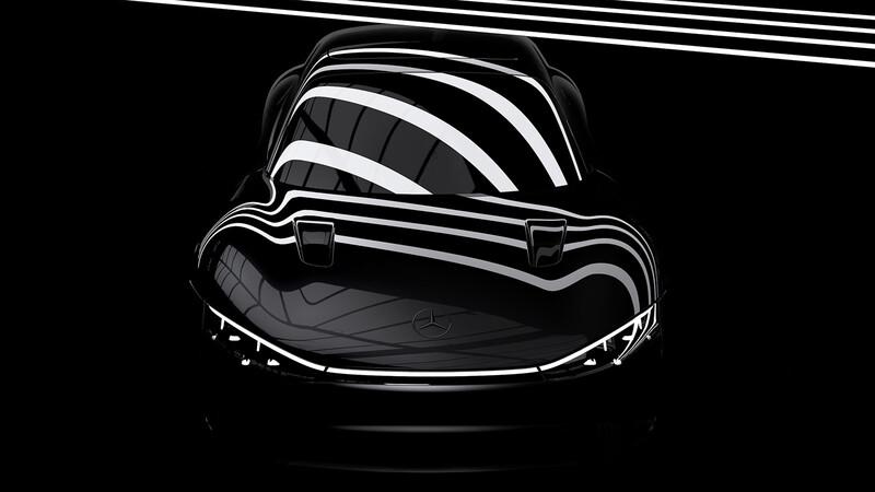 El futuro de Mercedes-Benz se llama Vision EQXX