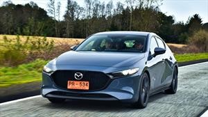 Probando el Mazda3 2020