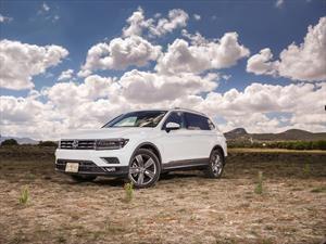 Manejamos la Volkswagen Tiguan 2018