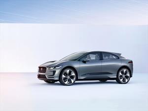 Jaguar I-Pace Concept debuta