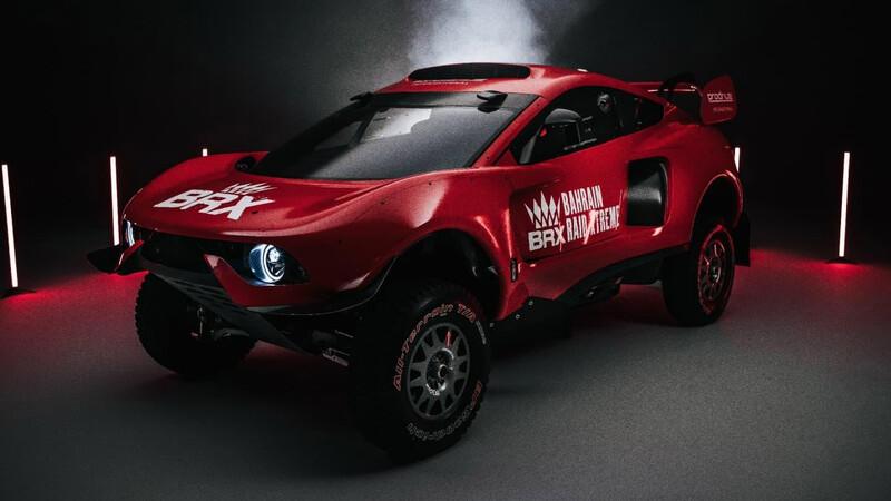 Conoce al BRX Hunter T1, el nuevo prototipo que podría correr en el Dakar 2021