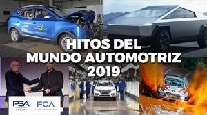 Los hitos de la industria automotriz en 2019