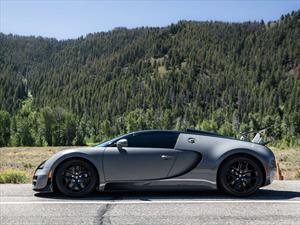 Todavía tenés tiempo: Quedan ocho unidades del Bugatti Veyron