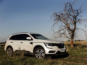 Renault Koleos a prueba