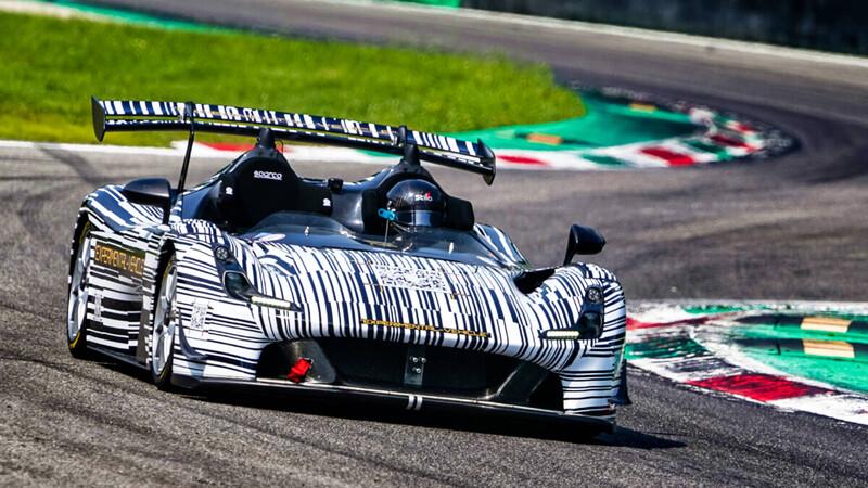 Dallara trabaja en un superdeportivo para la pista