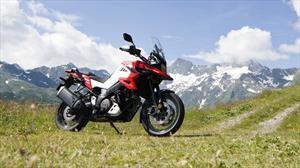 Suzuki V-Strom 1050 2020, potencia confort y tecnología