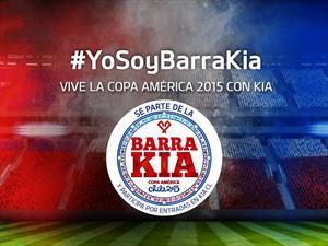 Kia sorteará entradas para Copa América