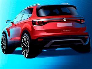 Volkswagen T-Cross es el SUV más pequeño de la firma