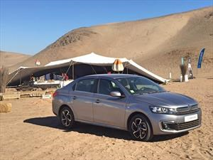 Citroën reinventa su sedán familiar C-Elysée