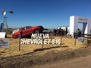 Chevrolet y la S10, presentes en Expoagro