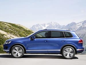 Así es la actualización de la VW Touareg