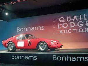 Top 10: los autos más caros que han sido subastados