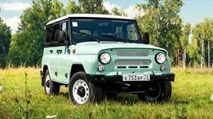 UAZ, los Jeep rusos que se venden en México y no lo sabías