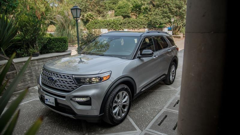 Ford Explorer 2020 a prueba, probablemente la mejor de su categoría ¿pero lo vale?