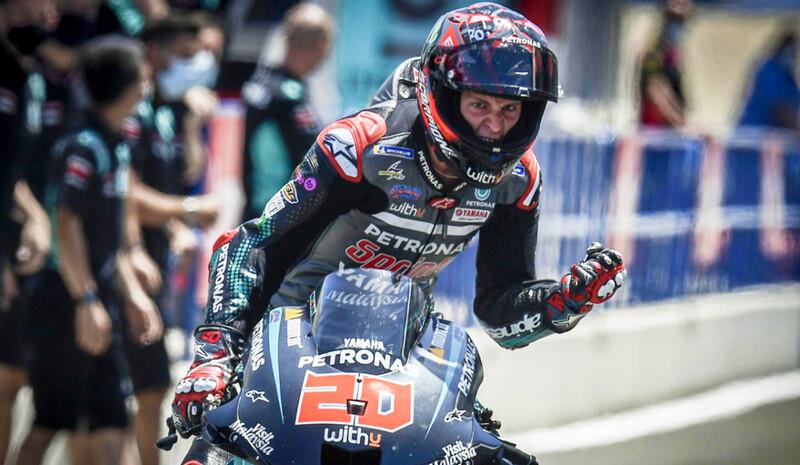MotoGP 2020: dos de dos para Quartararo