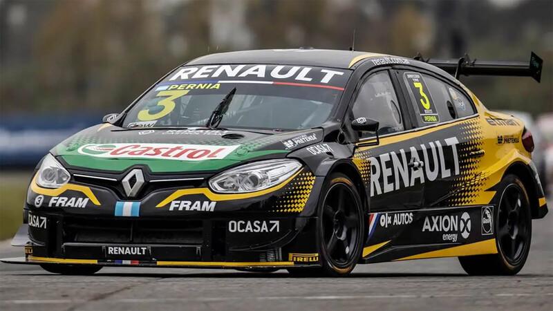 STC 2000 Renault confirmó a sus binomios para los 200 Km de Buenos Aires